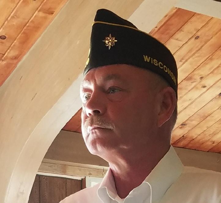 Sgt Michael Davenport, U. S. Army